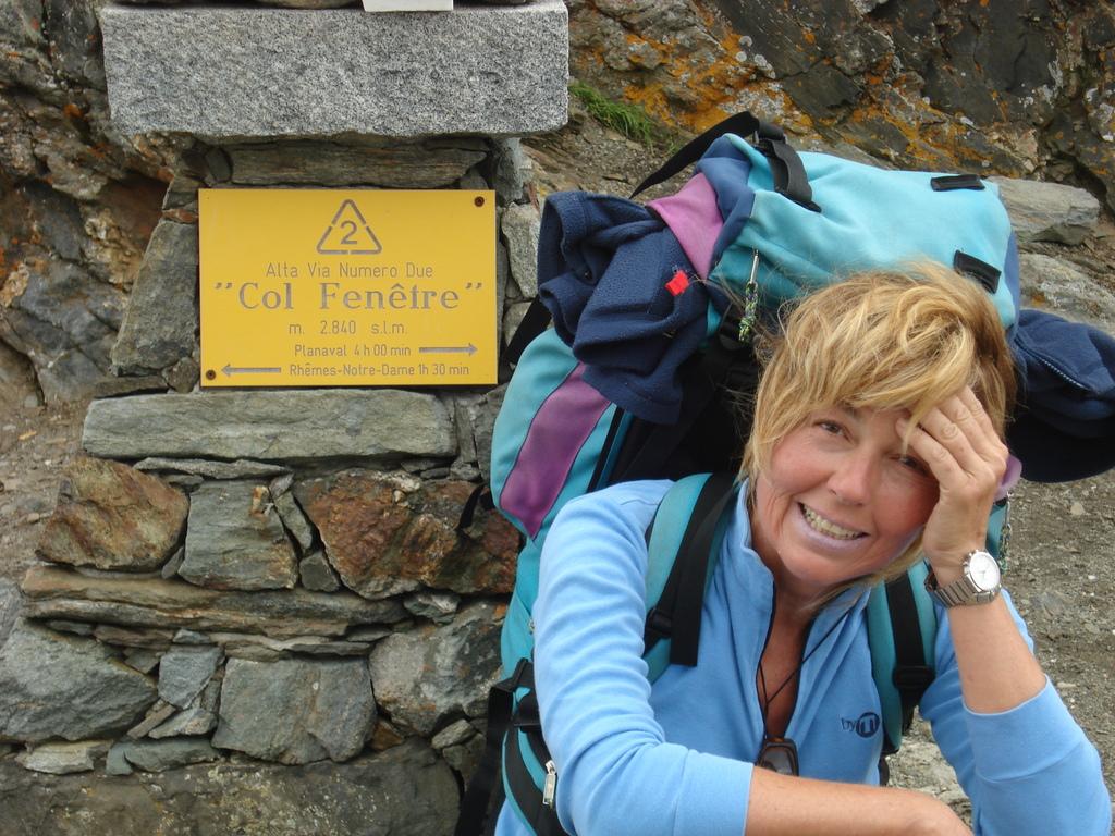 Al Col de Fenetre