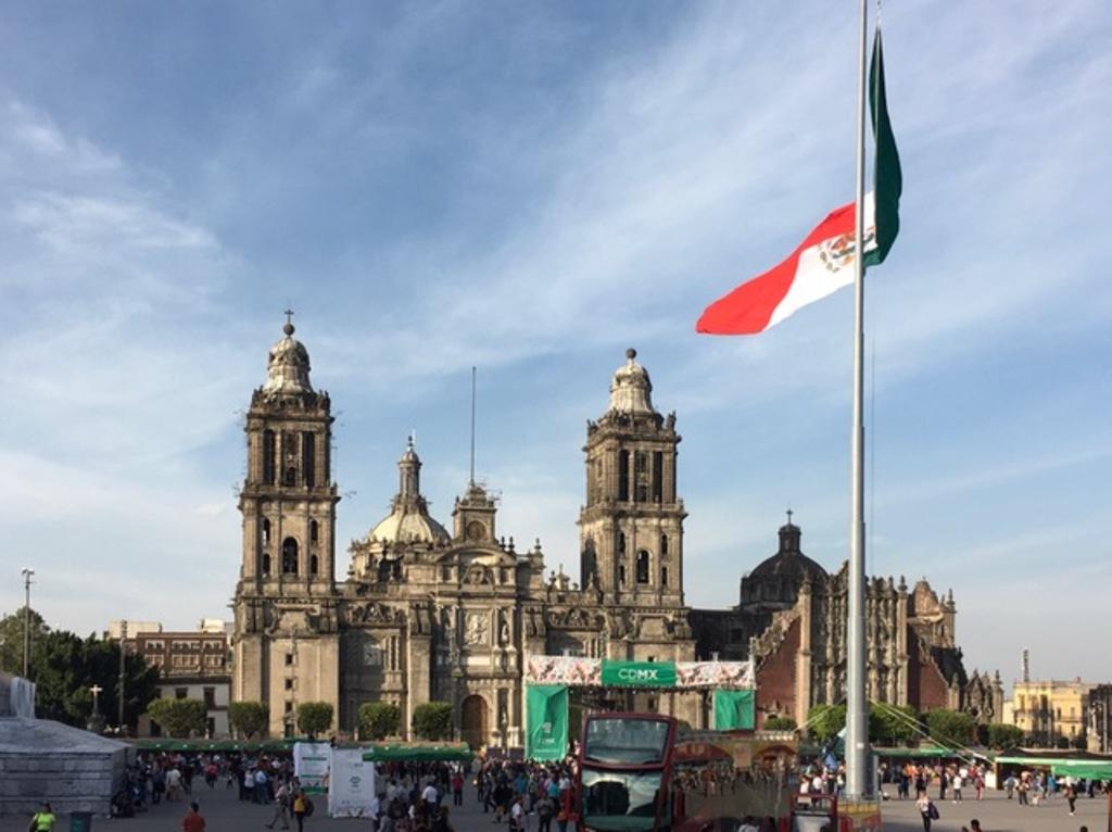 Mexico City 2020