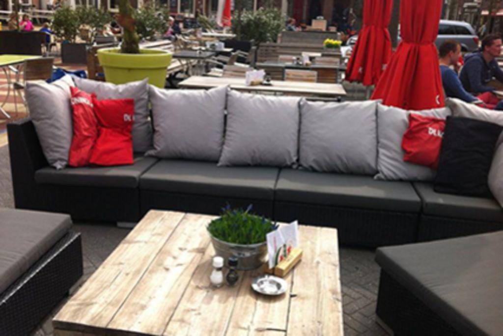 Sassenheim restaurants during summer