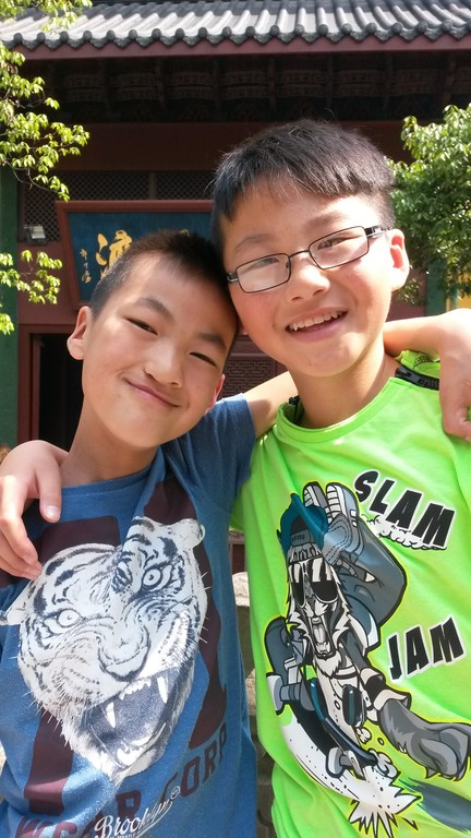 Xiaoxing and Fulin 2016
