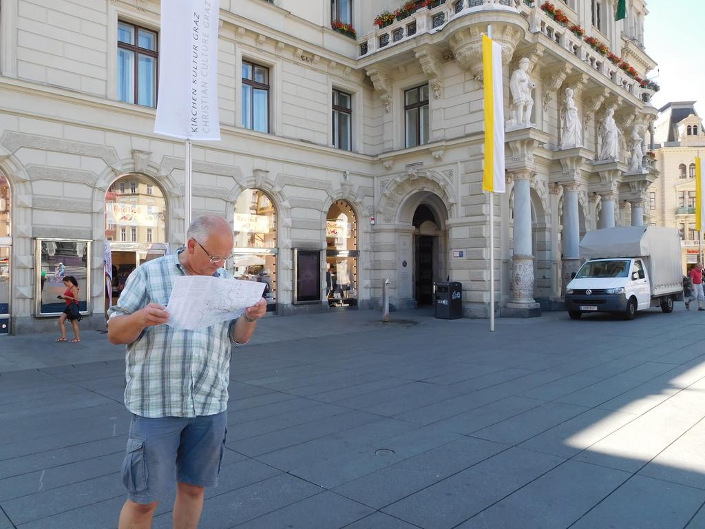 Visiting Graz 2017