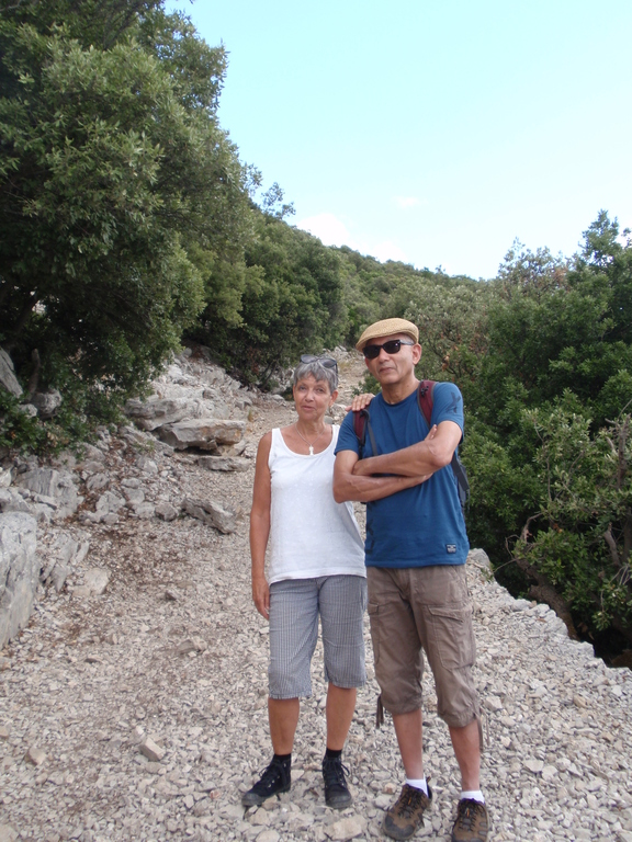 Hiking in the South of France