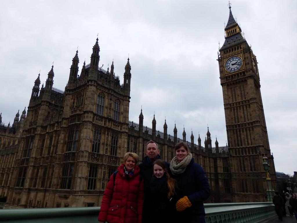 London, February 2013