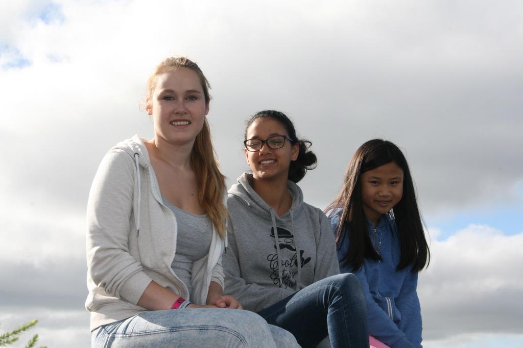 Leoni, Riya and Qiumin