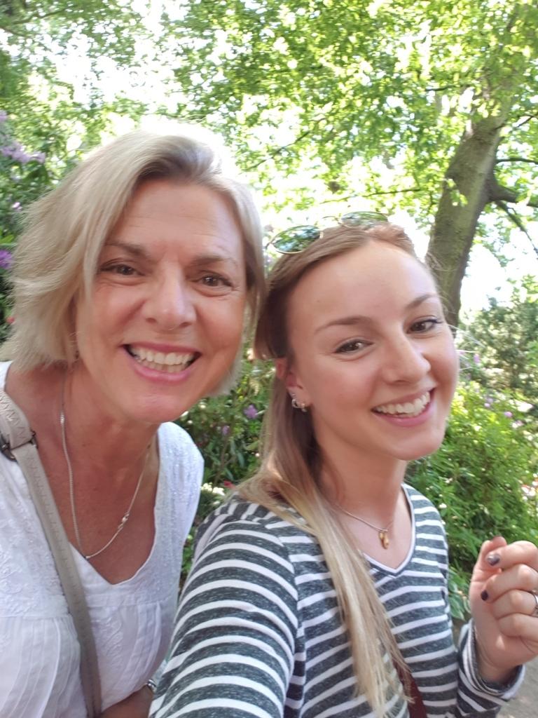 Gaia en Ingrid