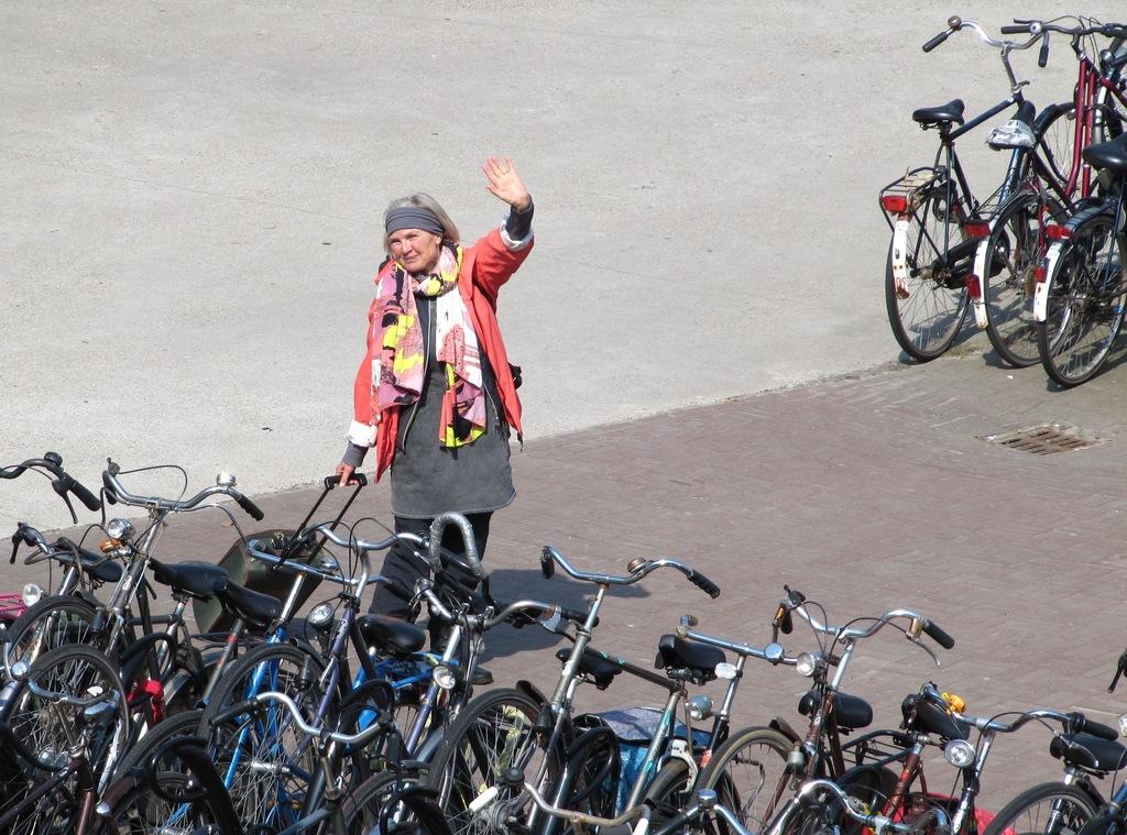 fietsstad, Groningen tot ziens