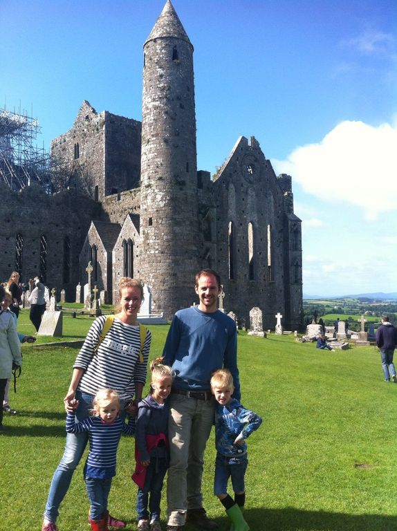 Rock of Cashel. Exchange 2016
