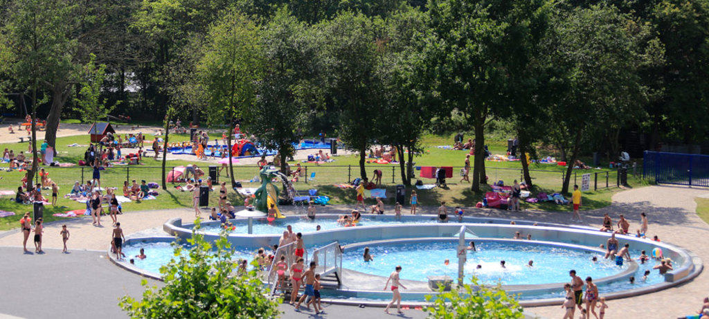 Local swimming pool - 15 min bike or car
