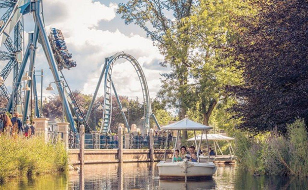 Theme park Efteling - 45 min by car