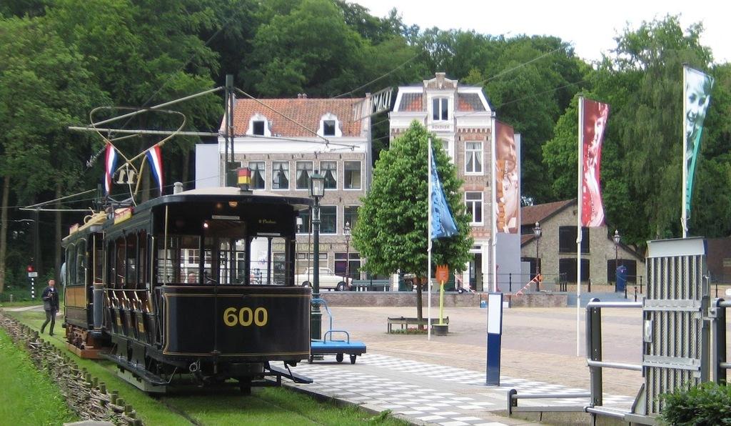 Open air museum Arnhem - 40 min by car