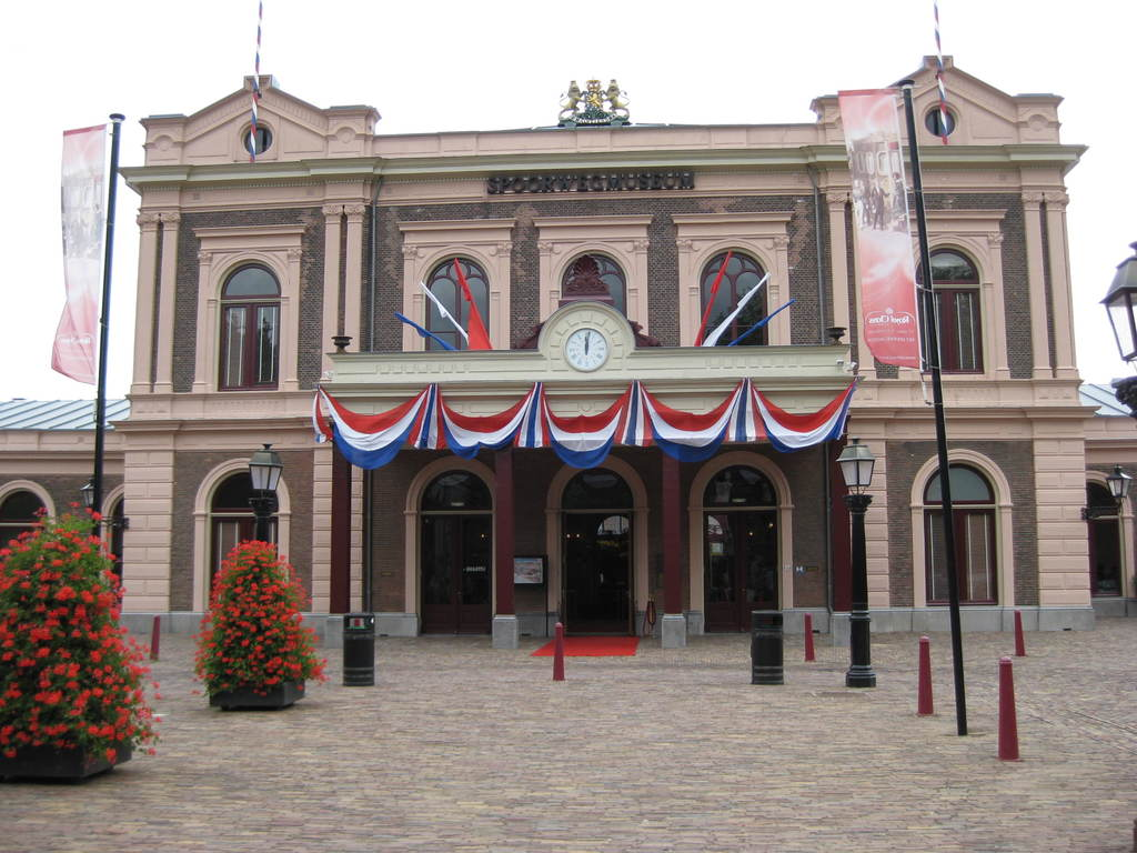 Railwaymuseum Utrecht - 15 min by car / 20 min by bike