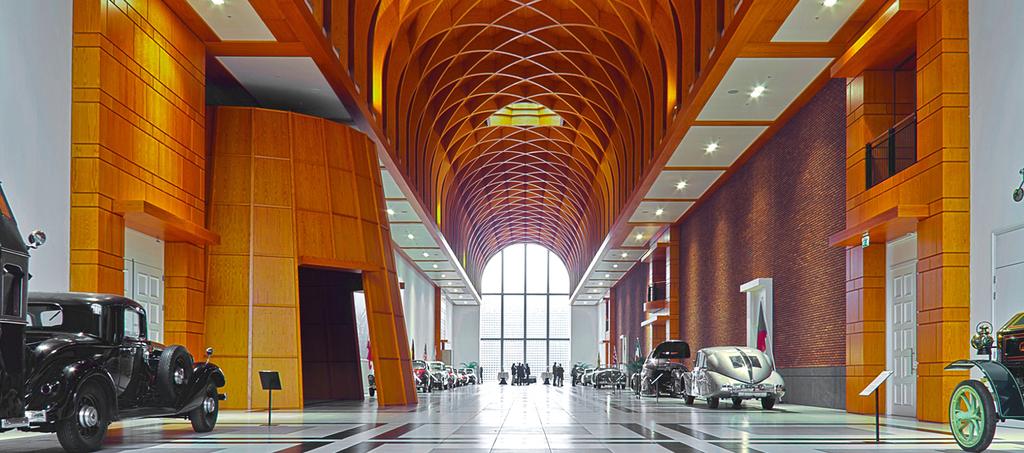Louman automuseum