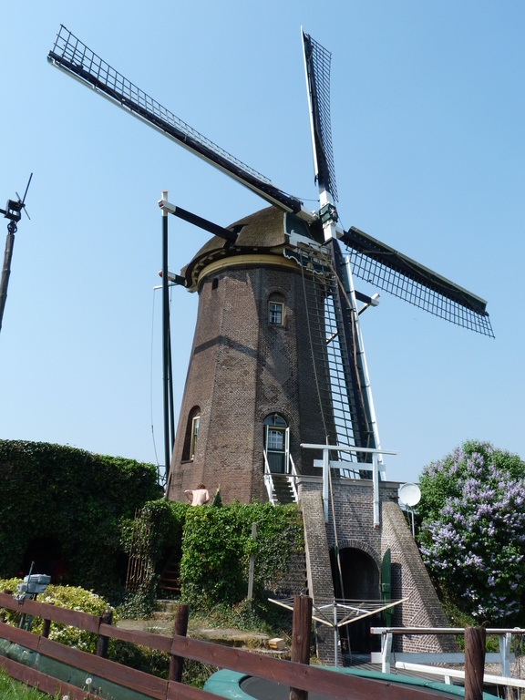 Mill of Rijpwetering.