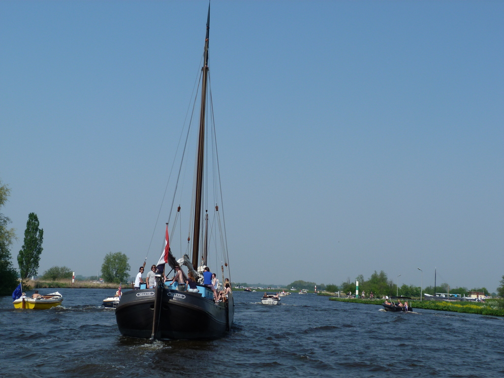 Zuid Holland, Waterland...
