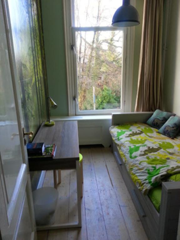 slaapkamer 2, met 1 persoons bed