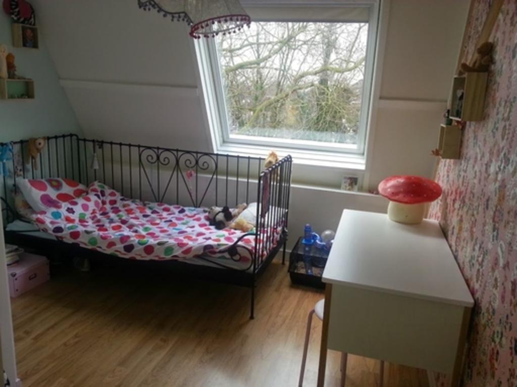 slaapkamer 6, met 1 persoons bed