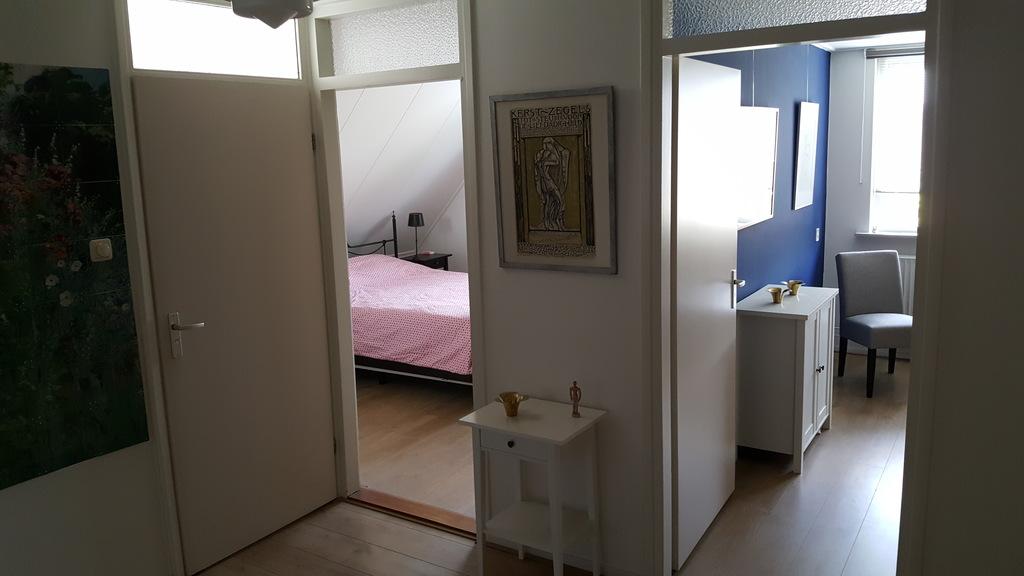 bedrooms upstair