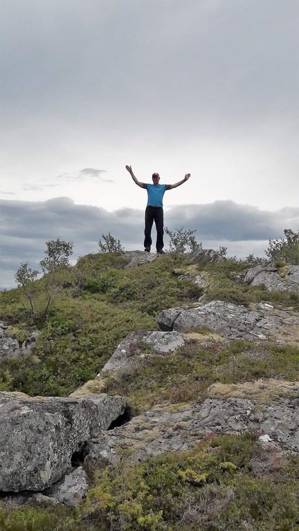 Jørund auf der Hemurdalsheia