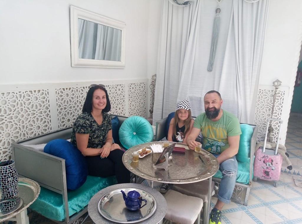 Riad 1001 Maroko