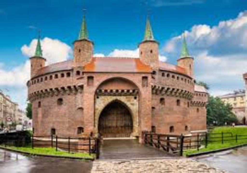 Barbakan in Krakow