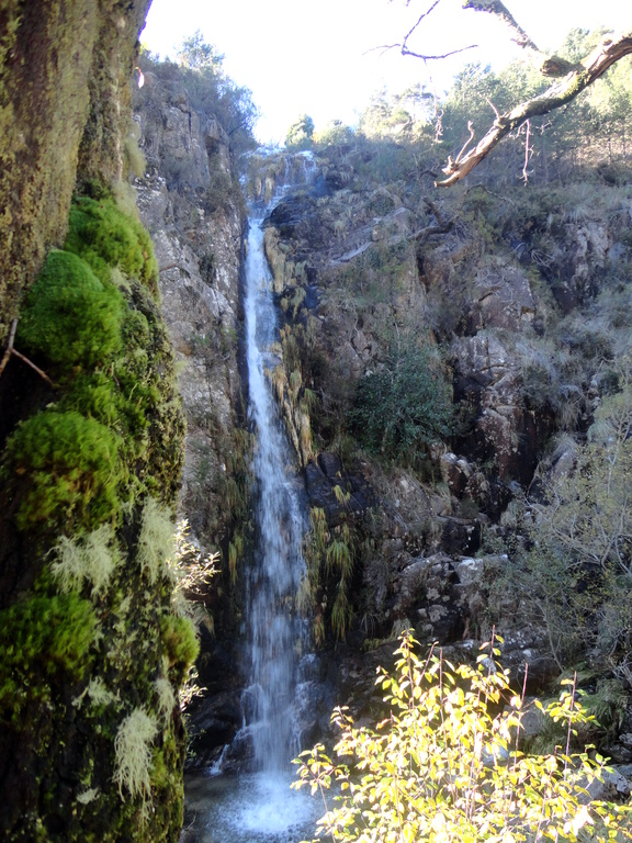 Geres - Leonte waterfalls