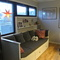 Guestroom/office - The sofa can be extended to a double bed