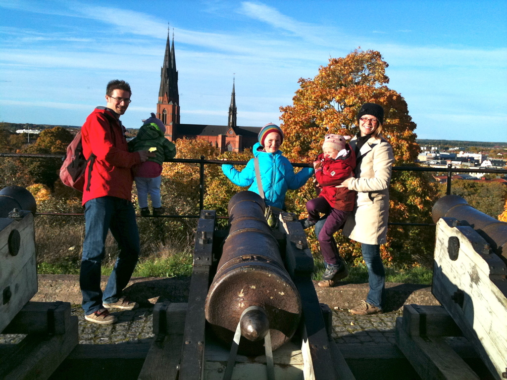 Thank you Uppsala - Intervac exchange 2011