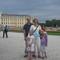 House exchange 2011. Two weeks in Vienna. Here at Schönbrunn castle.