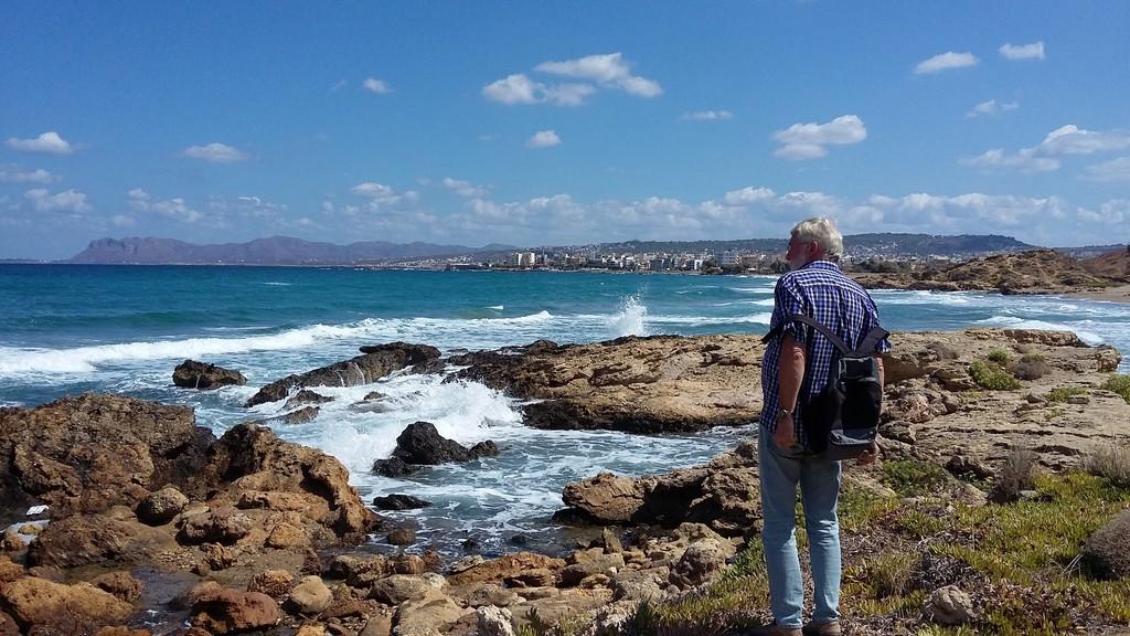 Walking in Crete 2016