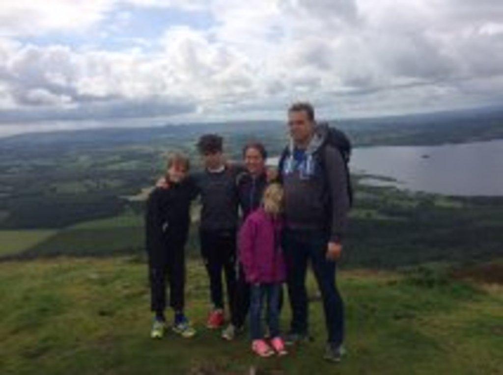 In Scotland summer 2015