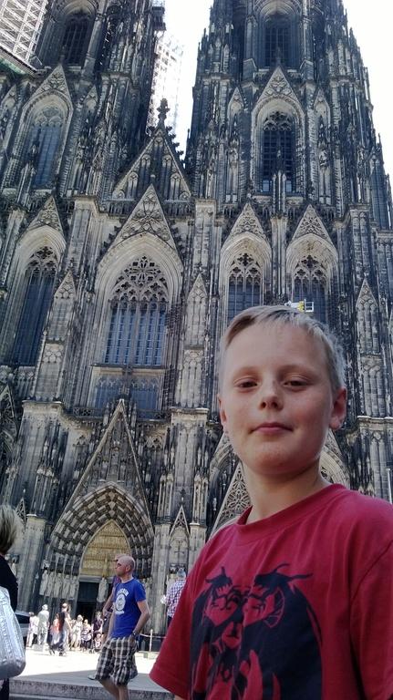 Nils in Köln