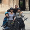 Photo of our family taken during a visit in Palma some years ago