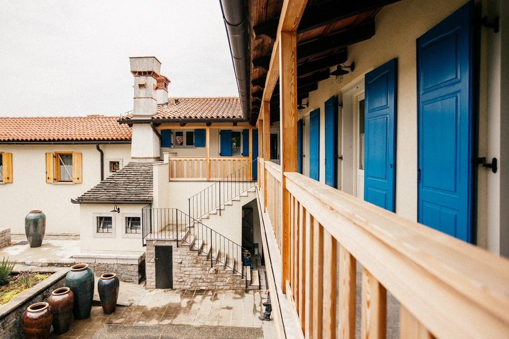 I lake Hotel St.Daniels, Hruševica , Karst region ( one hour driving from my home)