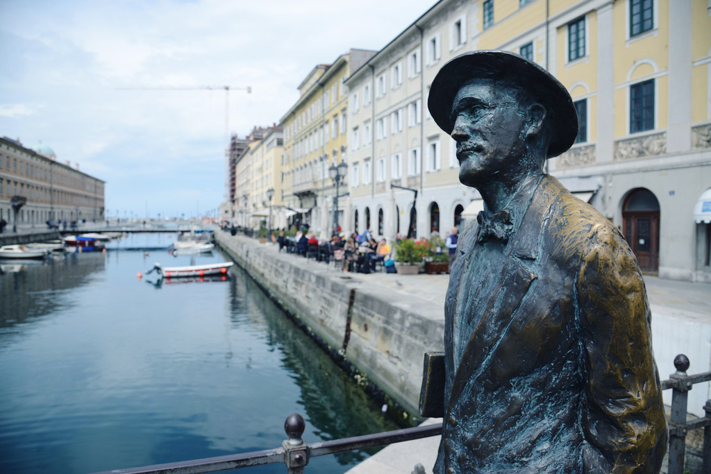 I love Trieste, Italia (one hour 10 min driving from my home )