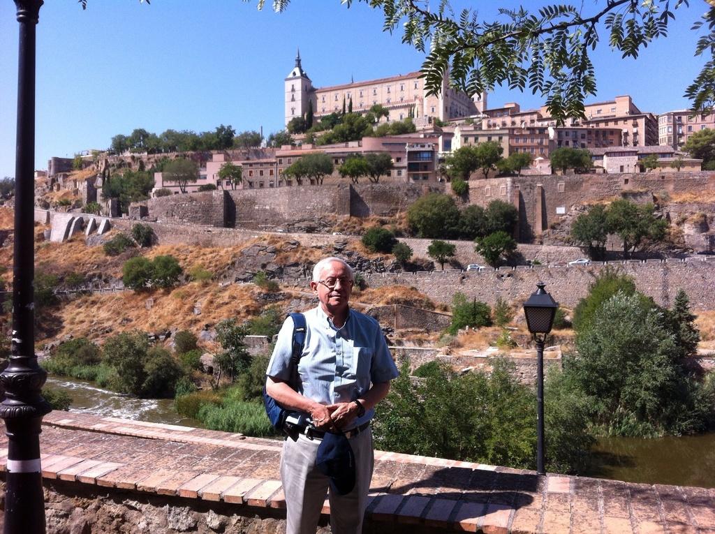 In Toledo. September 2013