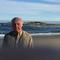 John at a nearby beach
