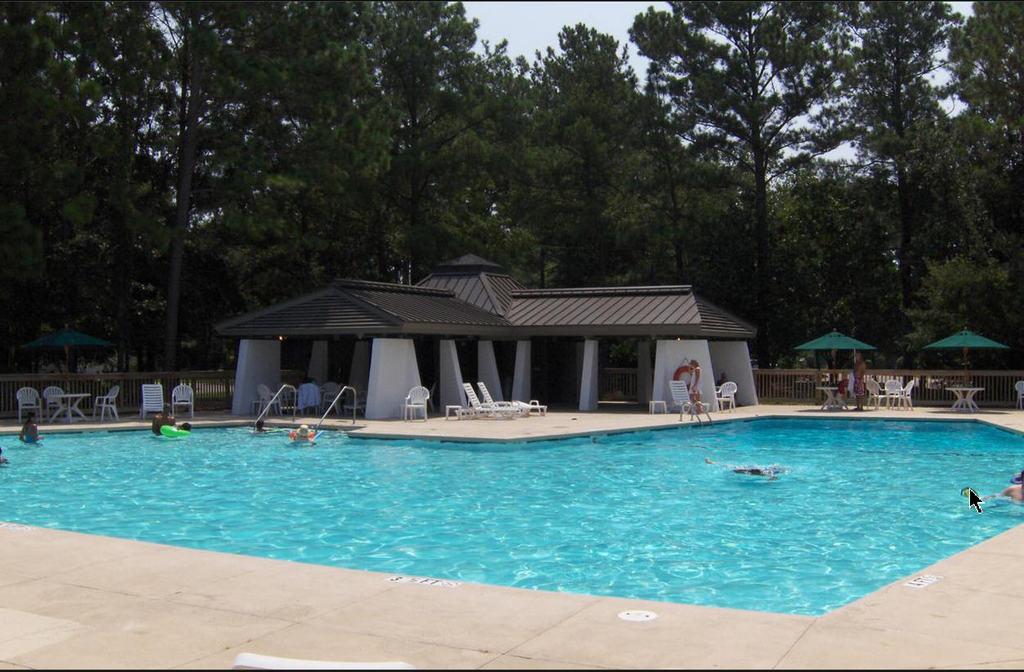River Club Pool near townhouse