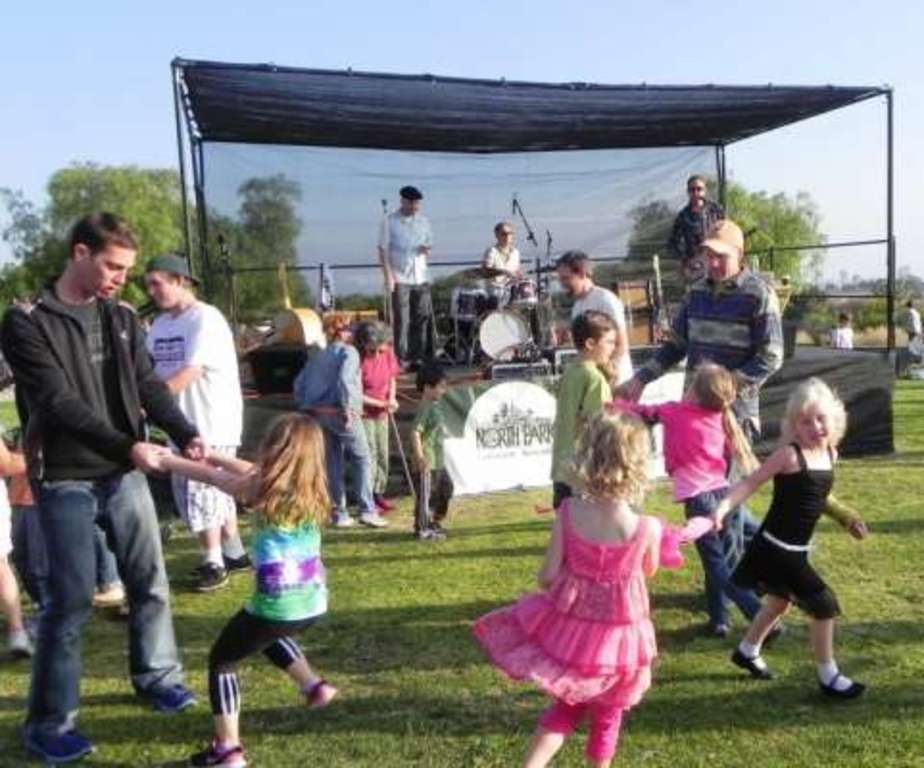 Free summer concerts at nearby Bird Park