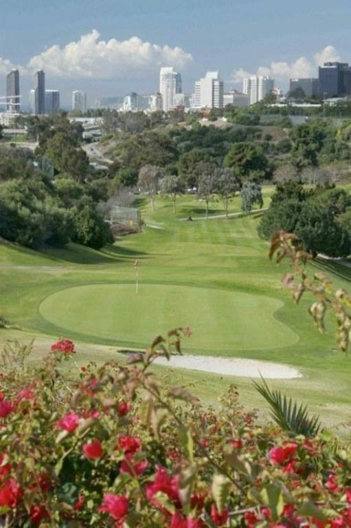 Golf at nearby Balboa Park