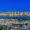San Diego's terrain offers beautiful views.