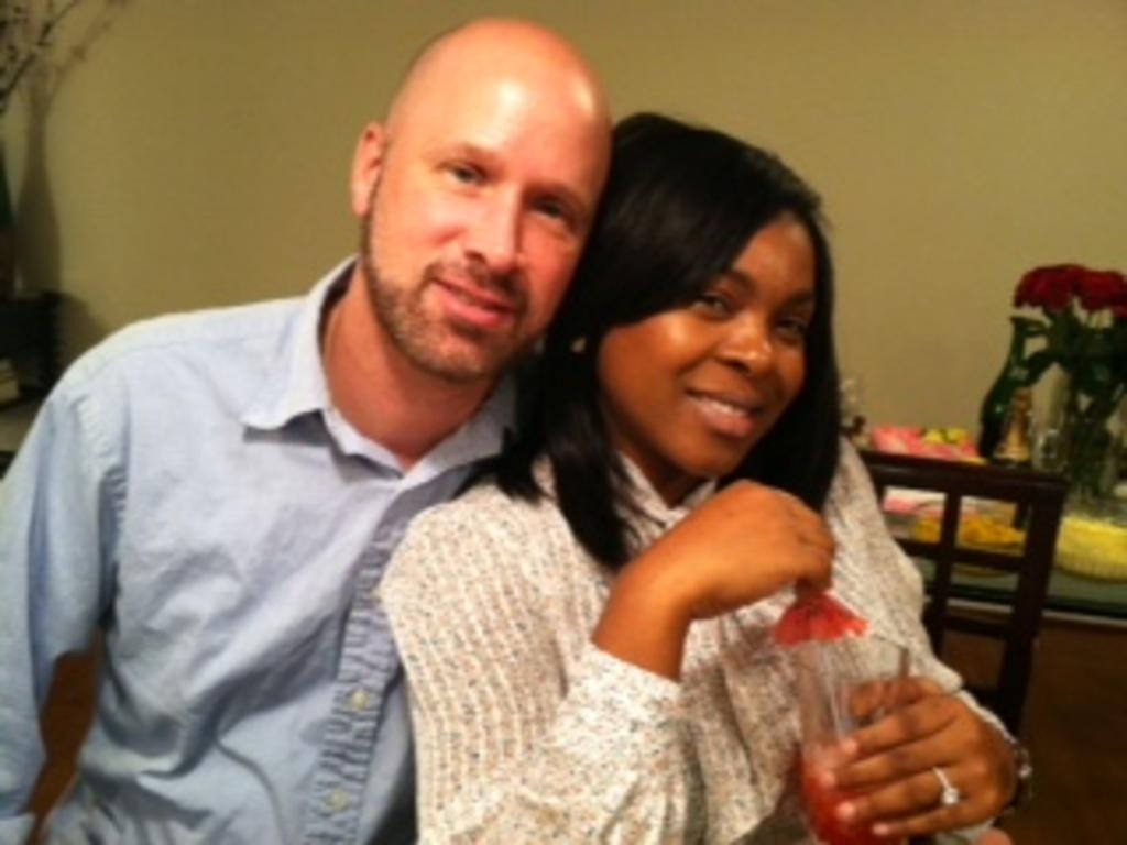 Mr. and Mrs. Douglas