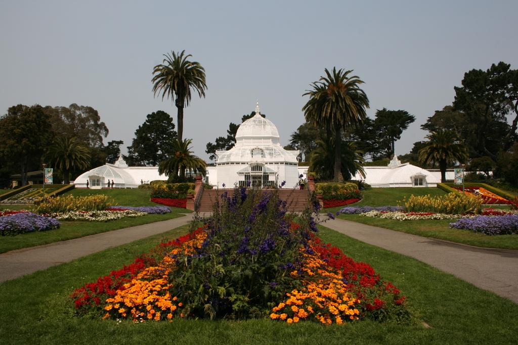 San Francisco Golden Gate Park, 1 hour drive