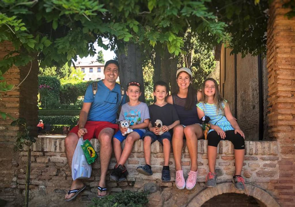 Spain home exchange - July 2017
