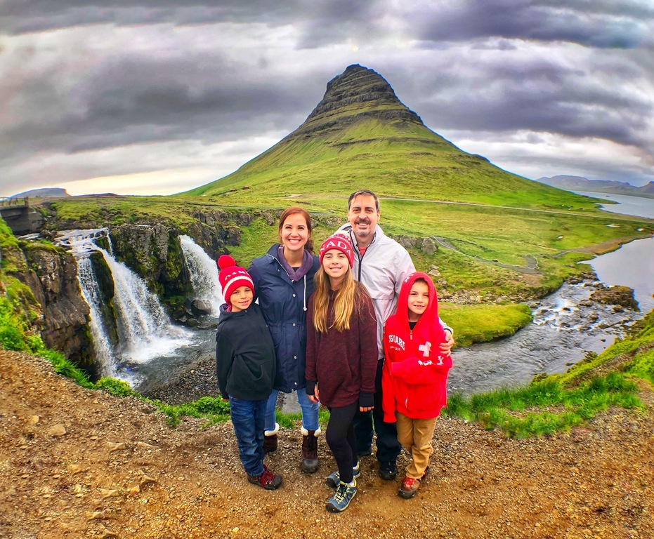 Iceland home exchange - June 2018