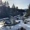 Truckee River in winter
