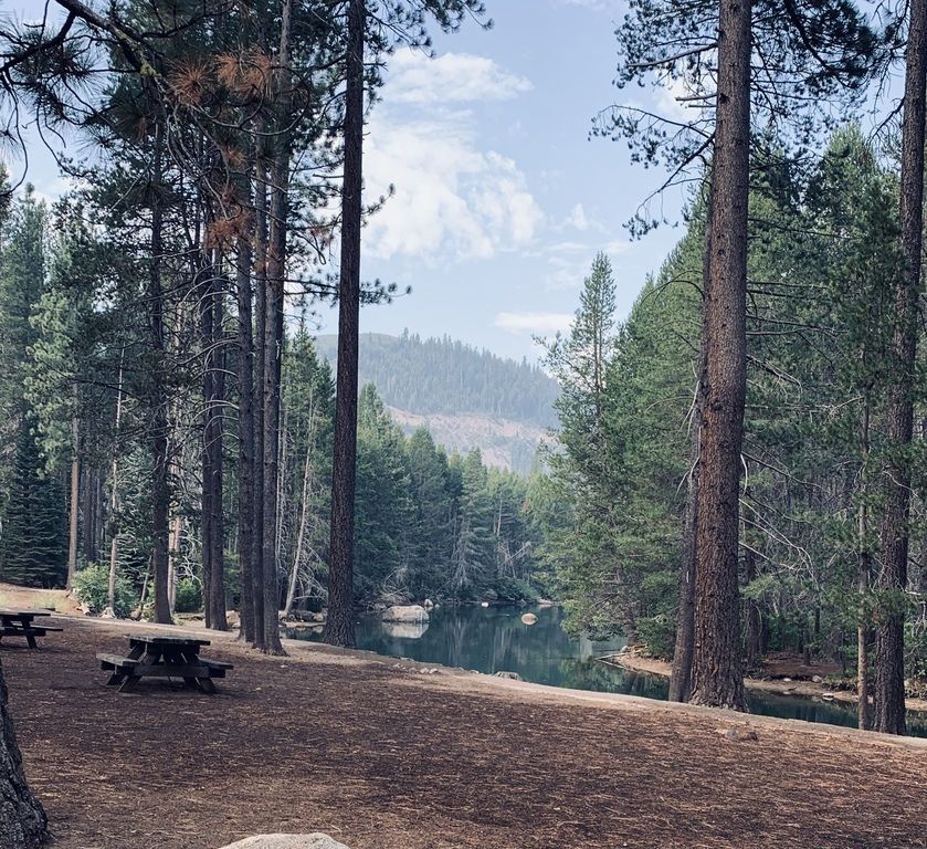Donner Lake picnic area