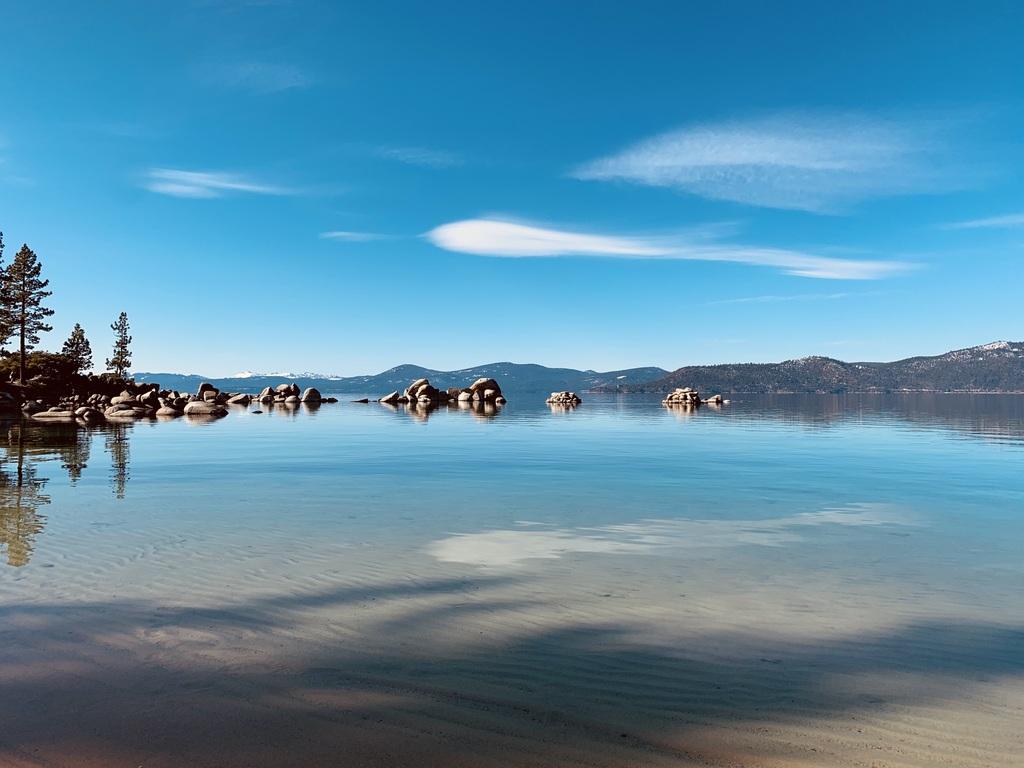 Sand Harbor on Lake Tahoe