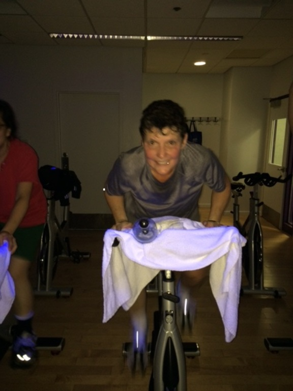 Spin At the Y