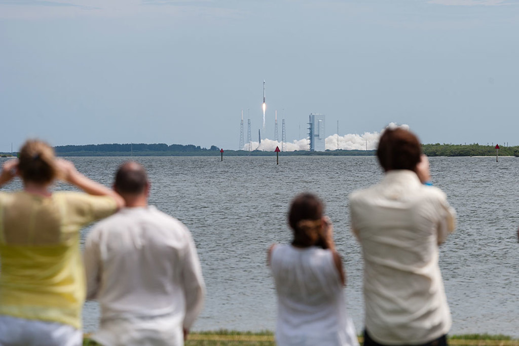 Watch a spacecoast launch