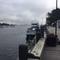 More  walkway along marina